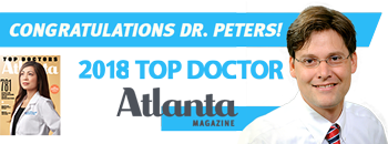 Craig Peters, MD, of Piedmont Internal Medicine, Atlanta, GA, has been named one Atlanta Magazine's 'Top Docs' for Internal Medicine, 2018