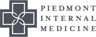 Piedmont Internal Medicine logo for print